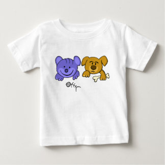 "baby's t-shirt ""funny"""