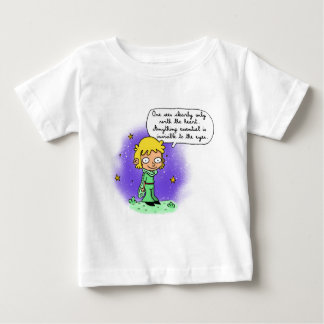 """baby's t-shirt """"the little Prince"""""""