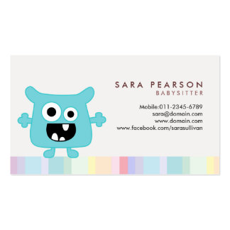 239 cute babysitter business cards and cute babysitter business card