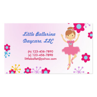 Babysitting daycare child care Mommy calling card Business Card Templates