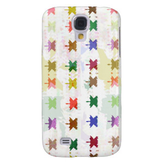 Babysoft Butterfly Patterns for Adults Galaxy S4 Cover