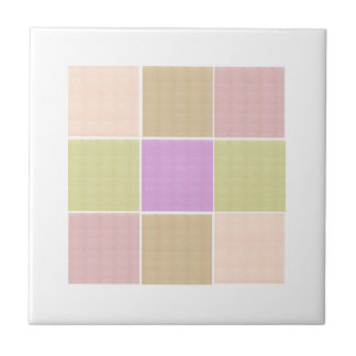 BABYsoft KOOLshades Square Template Add Text Image Small Square Tile
