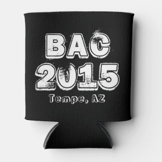 BAC 2015 CAN COOLER