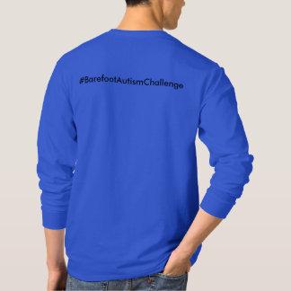 BAC Men's Basic Long Sleeve T-Shirt (Horizontal)