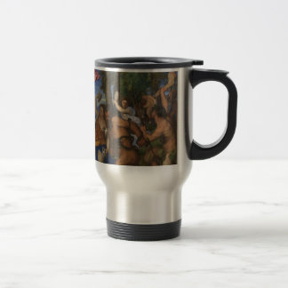 Bacchus and Ariadne Travel Mug