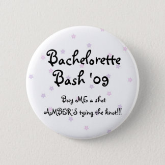 Bach Bash '09 6 Cm Round Badge