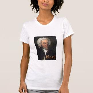 bach (digitally altered) tee shirt
