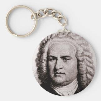 Bach Key Ring
