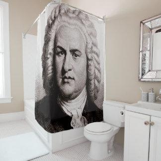 Bach Shower Curtain