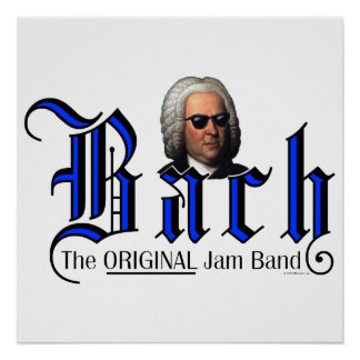 Bach - TOJB Poster