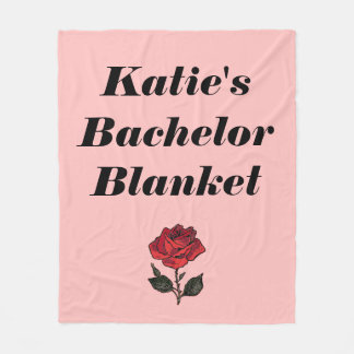 Bachelor Blanket