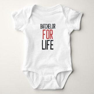 Bachelor for life baby bodysuit