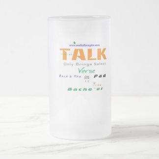 bachelor - glass coffee mugs