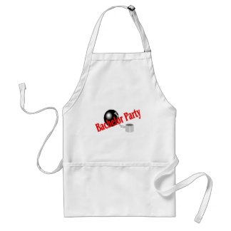 Bachelor Party (Ball and Chain Standard Apron