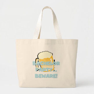 Bachelor Party Beware T-shirts and Gifts Bags