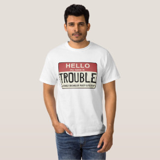 Bachelor Party Fun T-Shirt