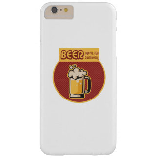Bachelor Party Funny BEER ME IM THE GROOM Barely There iPhone 6 Plus Case