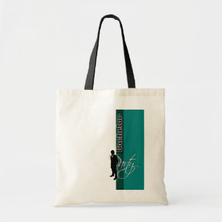 Bachelor party gifts for men - masculine man budget tote bag