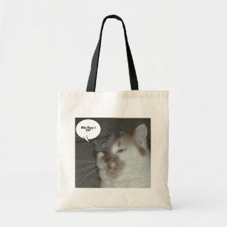 Bachelor Party Humor Budget Tote Bag