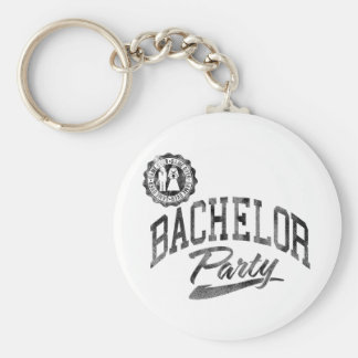 Bachelor Party Key Ring