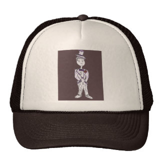 Bachelor Party Tuxedo Groom Cap