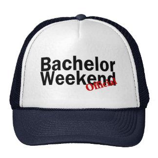 Bachelor Weekend (Official) Cap