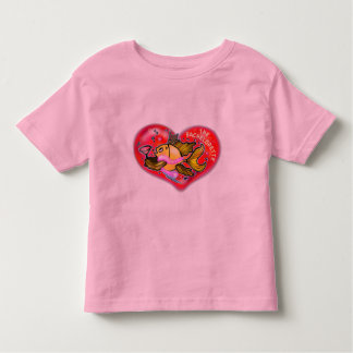 Bachelorette  Hen Party Fish Toddler T-Shirt