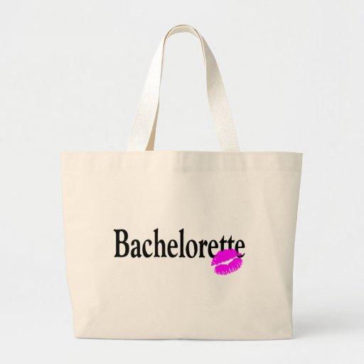 Bachelorette (Kiss) Jumbo Tote Bag