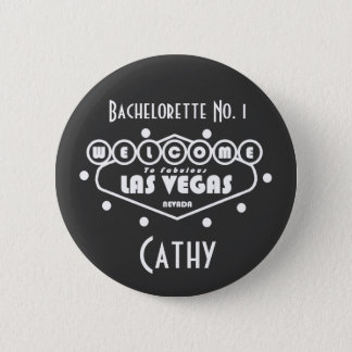 Bachelorette No. 1 Las Vegas Button