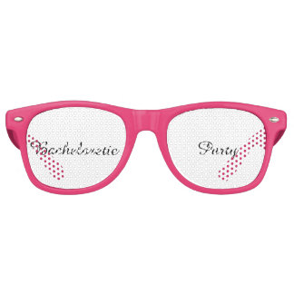 Bachelorette Party Adult Retro Party Sunglasses