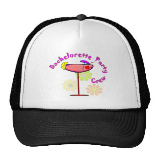 Bachelorette Party Crew T-Shirts/Buttons Hats