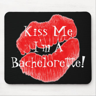 Bachelorette Party Days I Mouse Pads