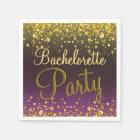 Bachelorette Party Disposable Napkin