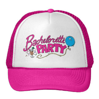 Bachelorette Party   Hat