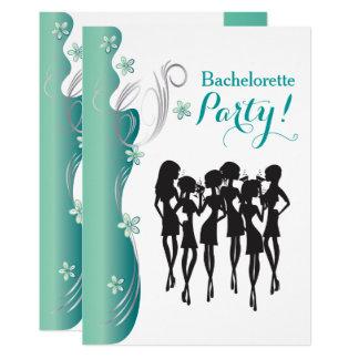 Bachelorette Party Invitation - Jade