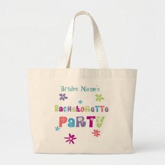 Bachelorette Party Jumbo Tote Bag