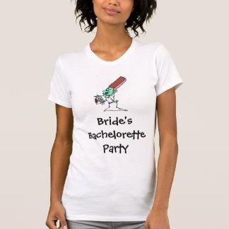 Bachelorette Party Shirt with Bridezilla