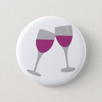 bachelorette paty 6 cm round badge