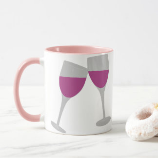 bachelorette paty mug