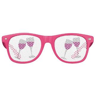 bachelorette paty retro sunglasses