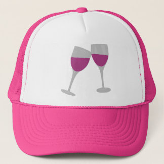 bachelorette paty trucker hat