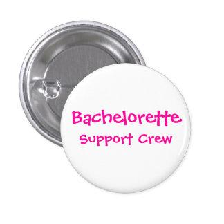 Bachelorette, Support Crew 3 Cm Round Badge
