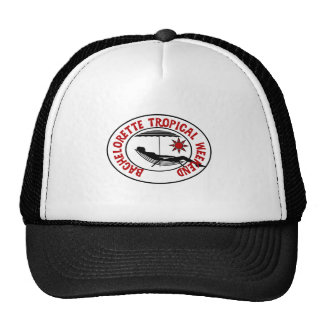 Bachelorette Tropical Weekend Tshirts and Gifts Hats