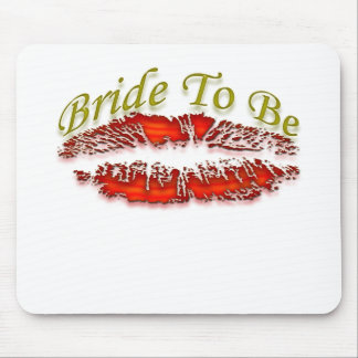 Bachlorette and Her Party Crew Mousepad