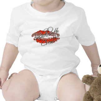 Bachlorette and Her Party Crew Baby Bodysuit