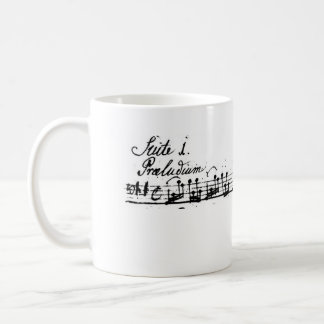 Bach's Hoop Suite Coffee Mug