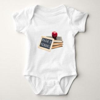 Back 2 School Baby Bodysuit