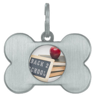 Back 2 School Pet Tag
