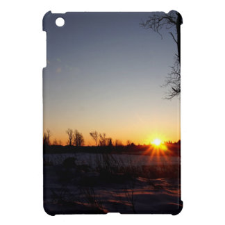 Back 40 Sunset Cover For The iPad Mini