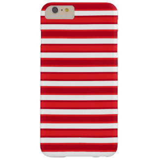 Back and Forth Reds Barely There iPhone 6 Plus Case